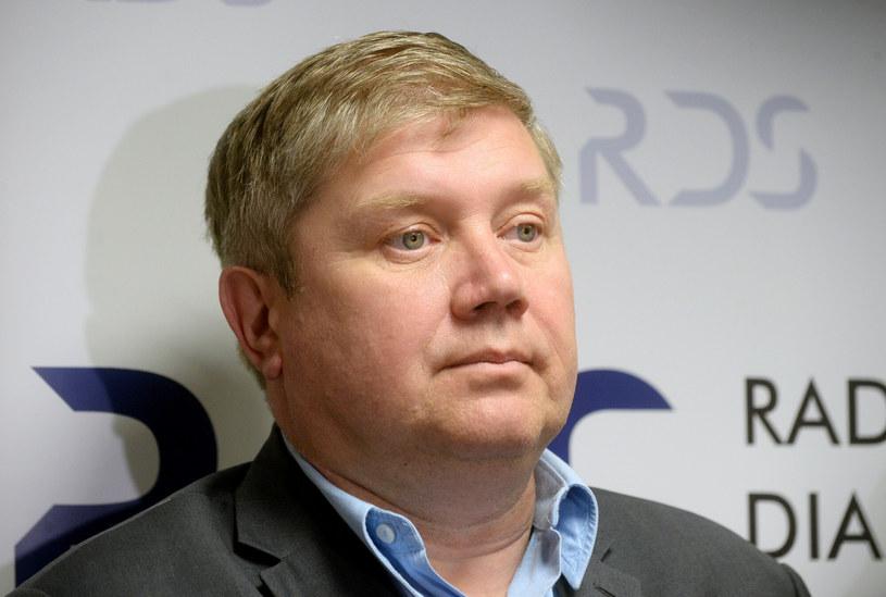 Cezary Kaźmierczak, prezes Związku Przedsiębiorców i Pracodawców. /Jan Bielecki /East News