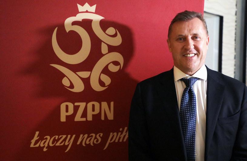 Cezary Kulesza nowym prezesem PZPN / Jakub Kamiński    /East News