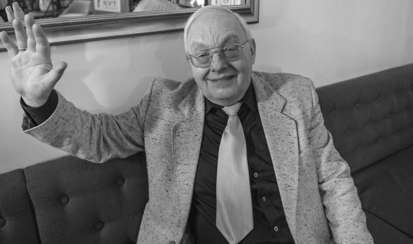 Cezary Mocek zmarł 19 lutego. Przebywał w szpitalu z powodu zapalenia płuc /TVP/Natasza Mludzik