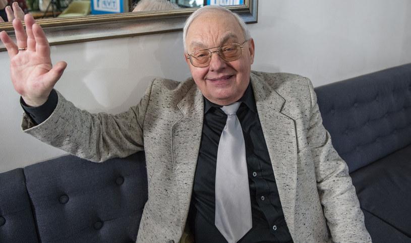 Cezary Mocek zmarł 19 lutego /TVP/Natasza Mludzik /Agencja FORUM
