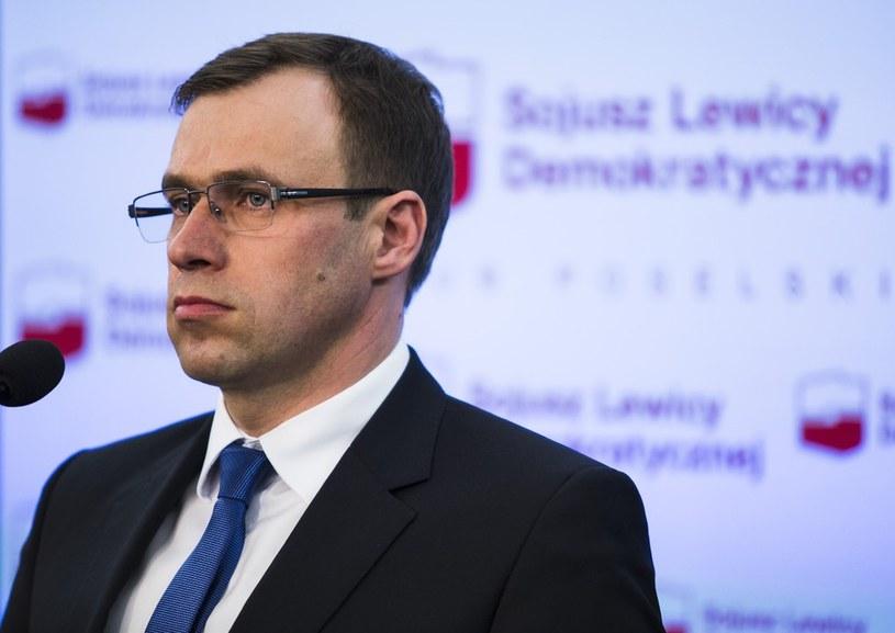 Cezary Olejniczak /Andrzej Hulimka  /Reporter