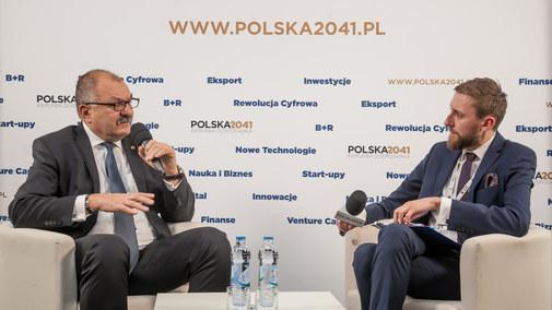 Cezary Przybylski, marszałek województwa dolnośląskiego