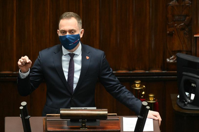 Cezary Tomczyk /Jacek Domiński/ Reporter /Reporter