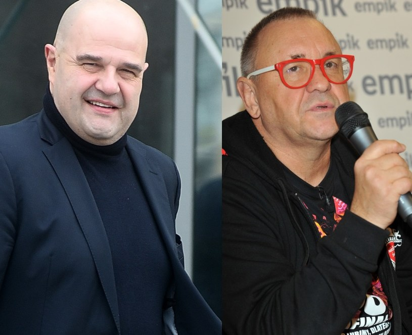 Cezary Żak i Jurek Owsiak /MWMedia