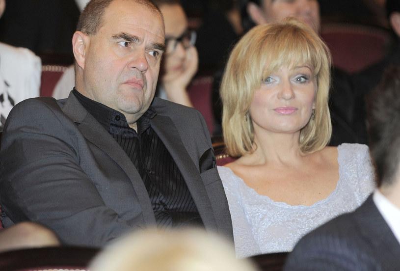 Cezary Żak i Katarzyna Żak /Tricolors /East News