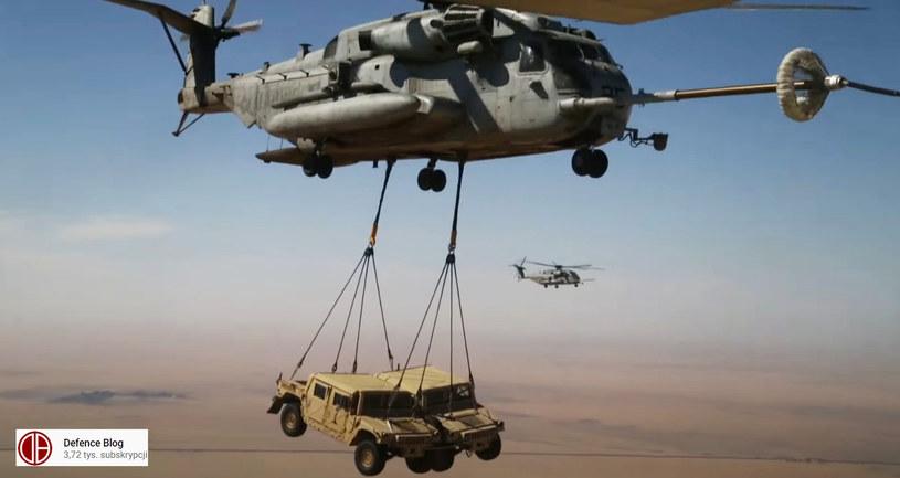 CH-53 Super Stallion /YouTube