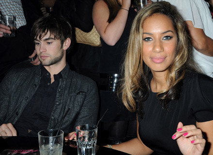 Chace Crawford i Leona Lewis - fot. Dave M. Benett /Getty Images/Flash Press Media