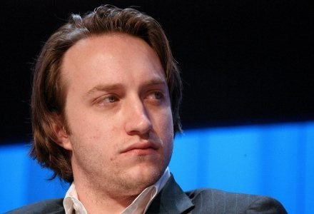 Chad Hurley - CEO YouTube /AFP