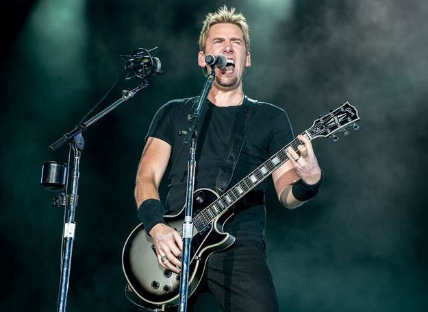 Chad Kroeger na scenie - fot. Buda Mendes /Getty Images