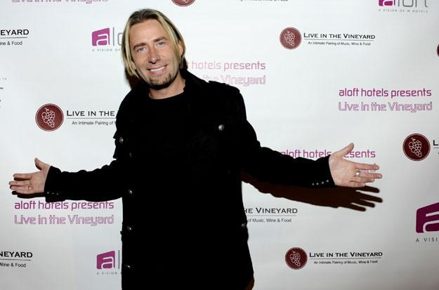 Chad Kroeger (Nickelback): Dobra mina do złej gry fot. Tim Mosenfelder /Getty Images/Flash Press Media