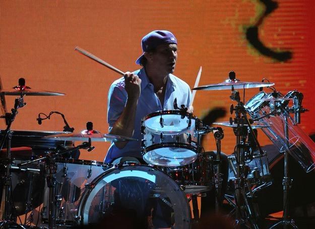 Chad Smith bębni w Red Hot Chili Peppers od 1989 roku - fot. Michael Loccisano /Getty Images/Flash Press Media