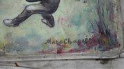 Chagall w Hrebennem? Obraz znaleziono podczas kontroli