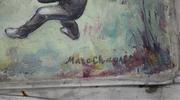 Chagall z Hrebennem oryginałem? Biegły ma wątpliwości