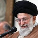 Chamenei: Iran nigdy nie będzie rozmawiał z USA