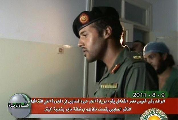 Chamis Kadafi /AFP