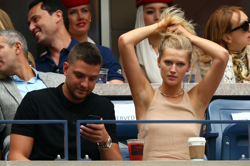 Chandler Parsons i Toni Garrn rozstali się! /Clive Brunskill /Getty Images
