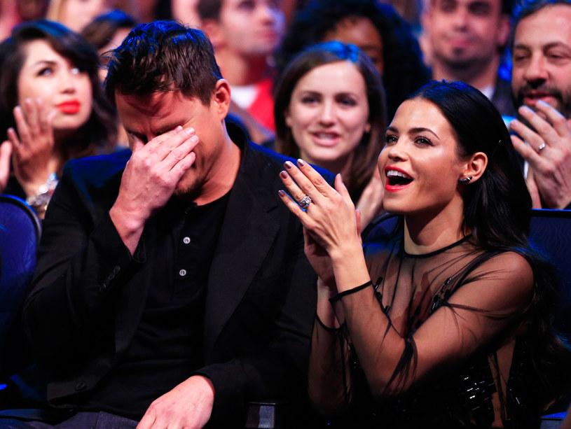 Channing Tatum i Jenna Dewan rozwodzą się /Christopher Polk /Getty Images