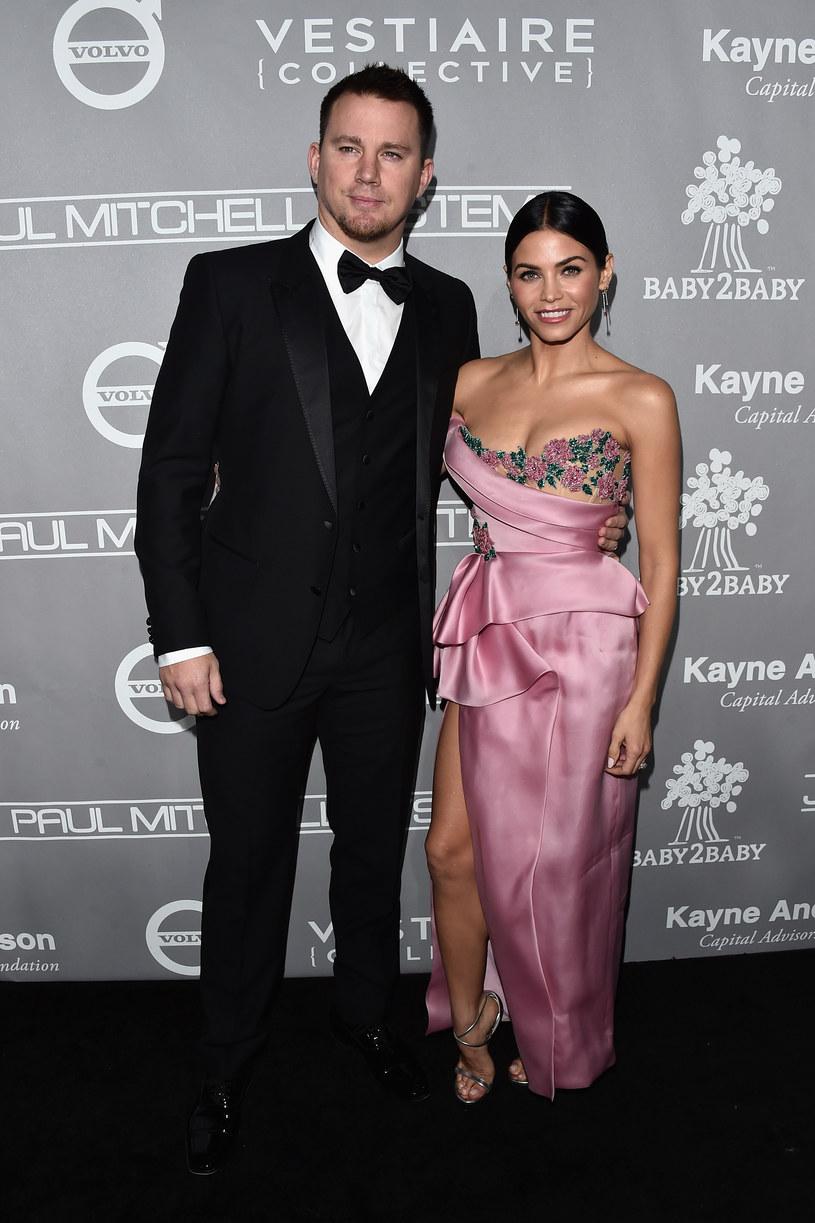 Channing Tatum i Jenna Dewan są małżeństwem od 2009 roku /Alberto E. Rodriguez /Getty Images