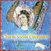 różni wykonawcy: -Chants Sacres Georgiens - Święte Pieśni Gruzińskie