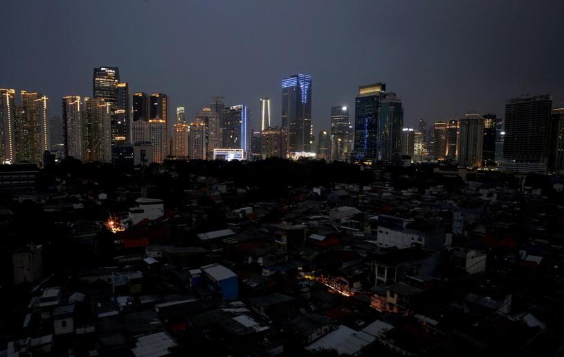 Chaos w Dżakarcie i okolicach przez kilkugodzinny brak prądu /ADI WEDA /PAP