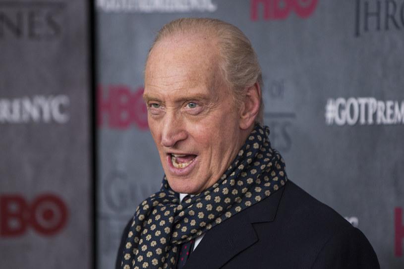 """Charles Dance zdobył popularność dzięki """"Grze o tron"""" / LUCAS JACKSON/Reuters /Agencja FORUM"""