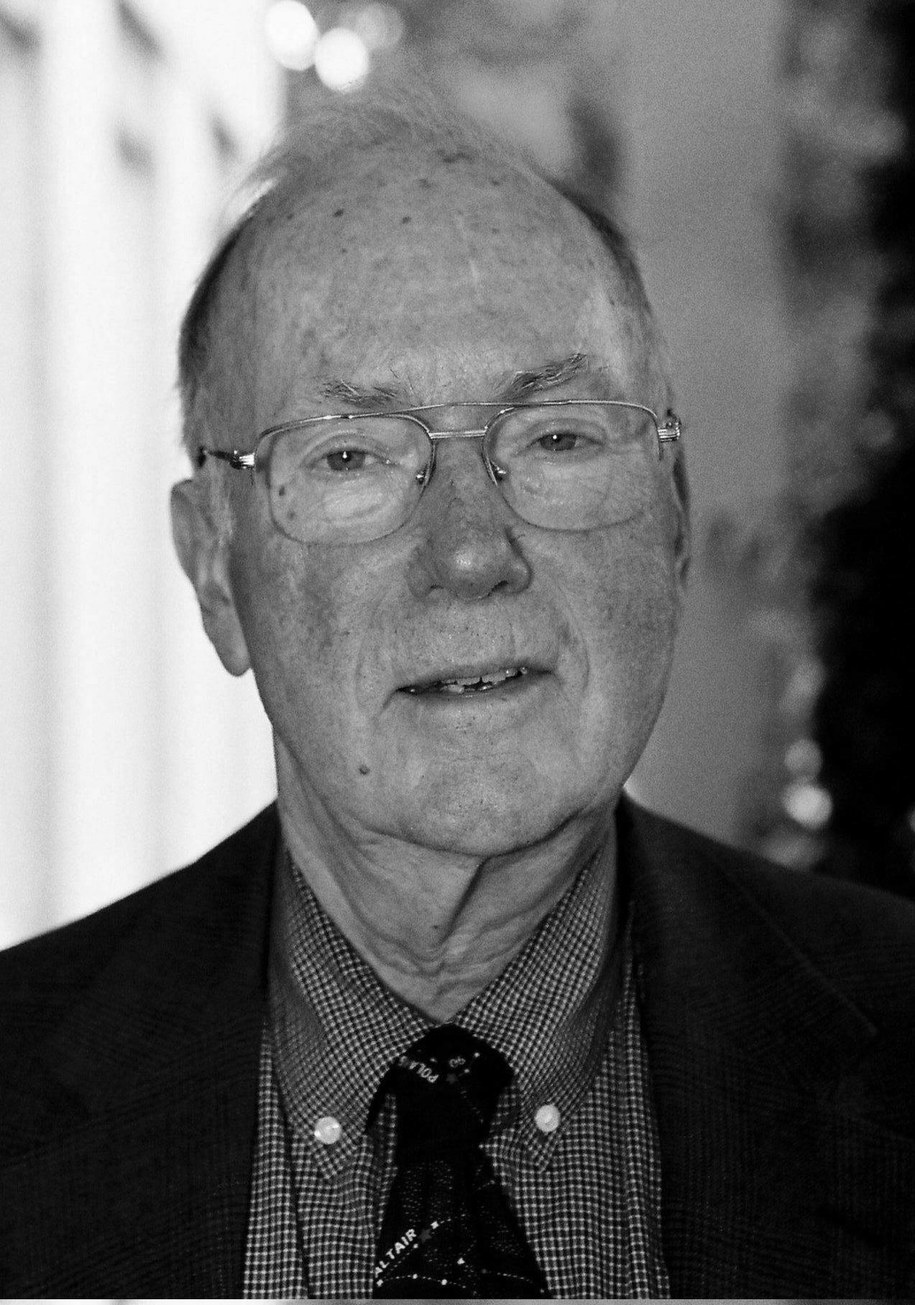 Charles Hard Townes /Karl Schöndorfer/APA /PAP