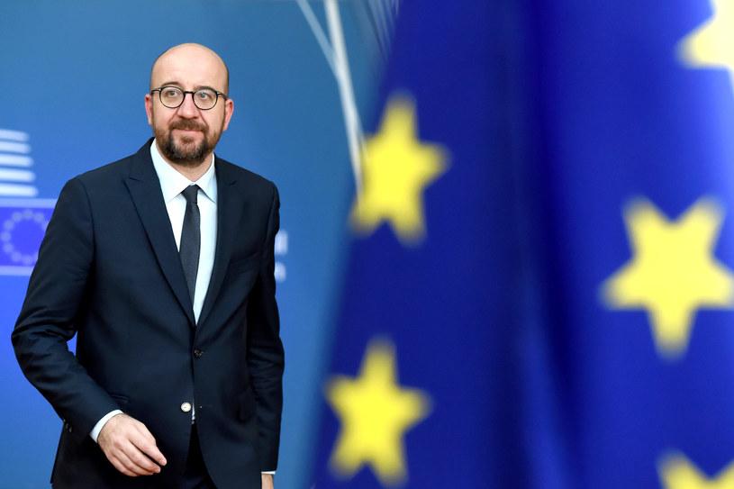 Charles Michel, przewodniczący Rady Europejskiej /Pier Marco Tacca /Getty Images