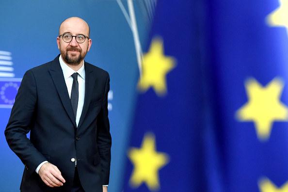 Charles Michel, szef Rady Europejskiej /Pier Marco Tacca /Getty Images