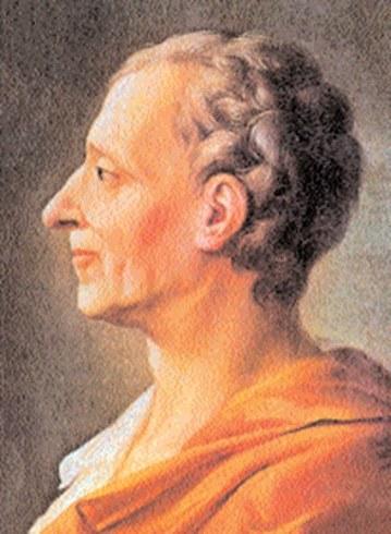 Charles Montesquieu /Encyklopedia Internautica