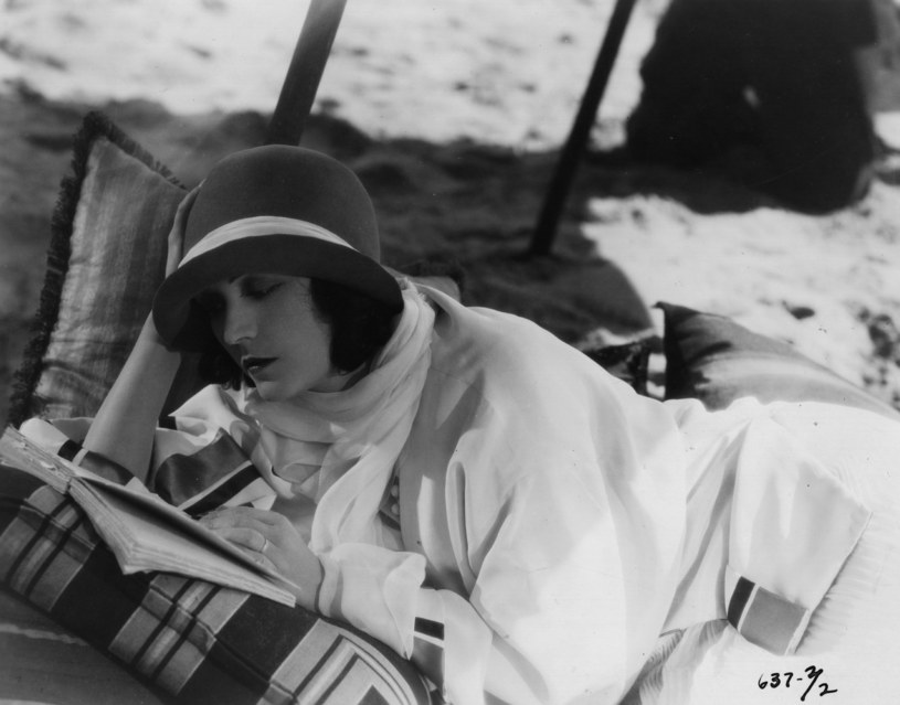 Charlie Chaplin po powrocie do USA z podróży po Europie zapytany o to, co zrobiło na nim największe wrażenie, odpowiedział: Pola Negri /Photo by Hulton Archive /Getty Images