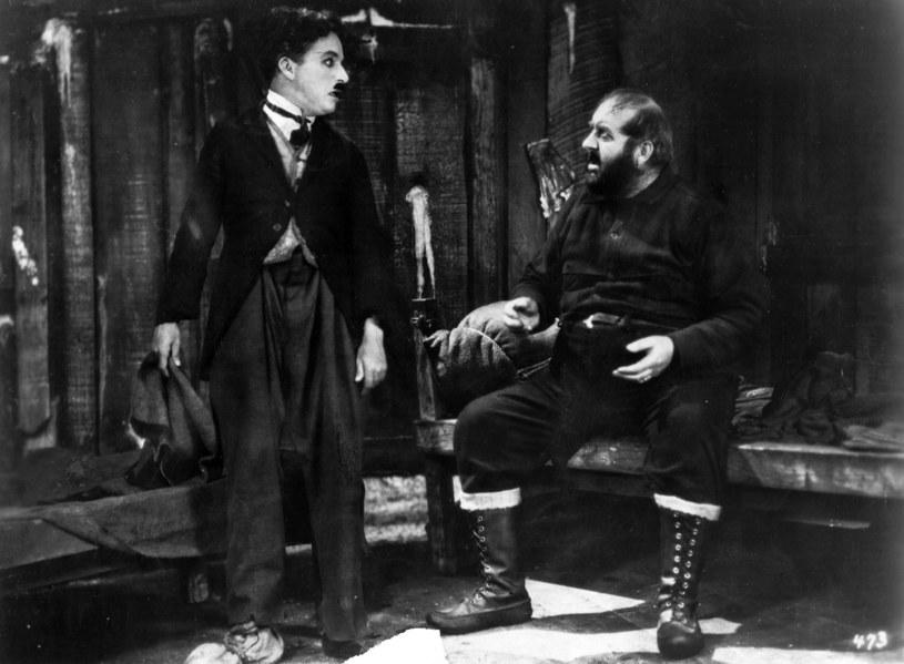 """Charlie Chaplin w filmie """"Gorączka złota"""" (1925) /Hulton Archive /Getty Images"""