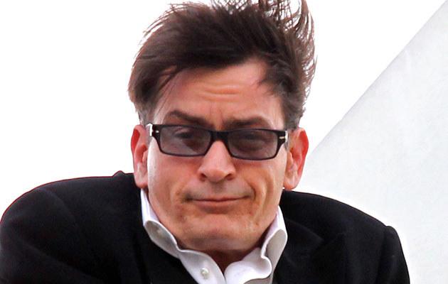 Charlie Sheen  /Splashnews