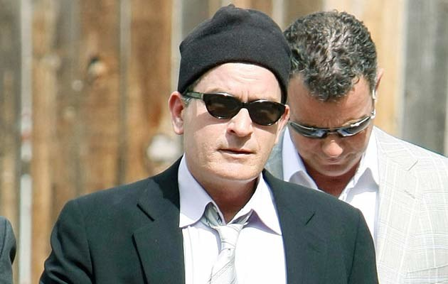 Charlie Sheen, fot. Riccardo S. Savi   /Getty Images/Flash Press Media