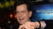 Charlie Sheen nie chce płacić na dzieci, a na imprezę wydał fortunę!