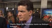 Charlie Sheen oświadczył się gwieździe porno