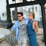 Charlie Sheen poślubił Brett Rossi, gwiazdę porno!