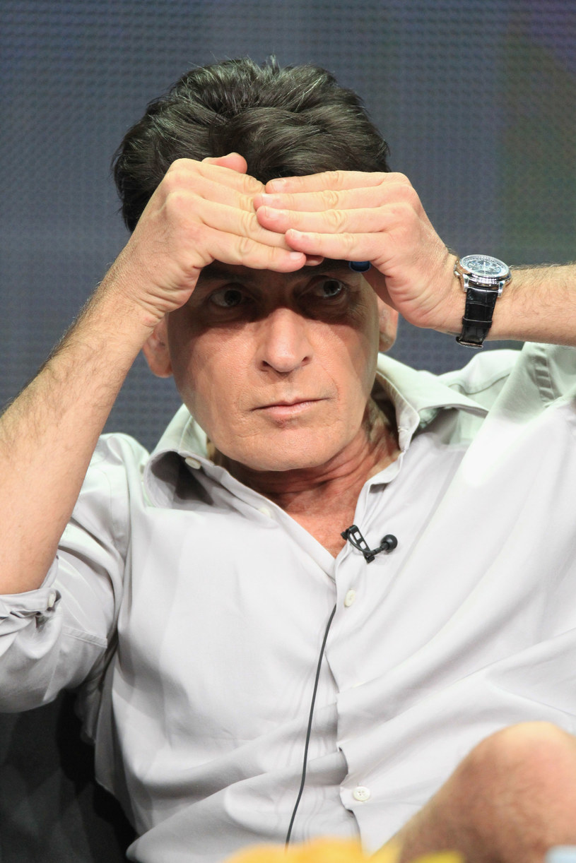 Charlie Sheen /Frederick M. Brown /Getty Images