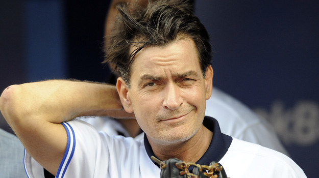 Charlie Sheen /Brad White /Getty Images