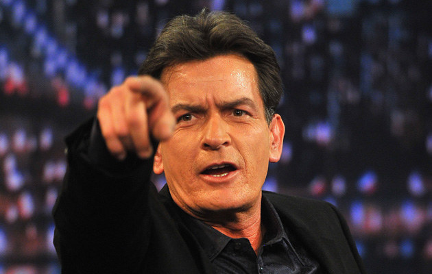 Charlie Sheen /Theo Wargo /Getty Images