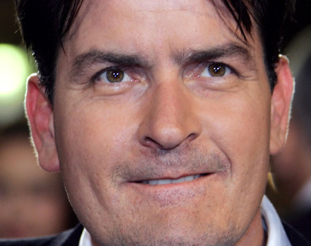 Charlie Sheen /AFP