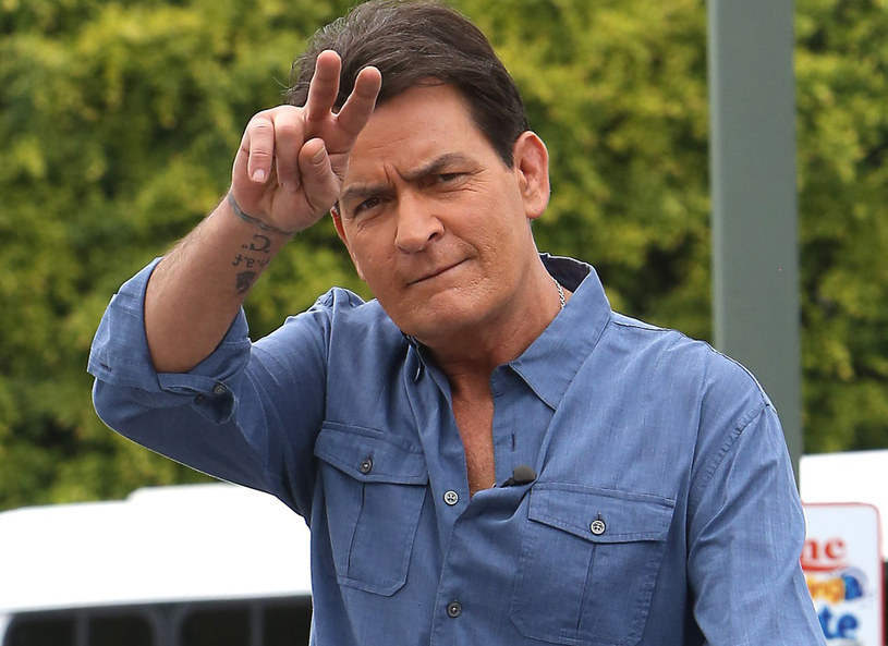 Charlie Sheen /J. Sharma/Bruja,PacificCoastNews /East News