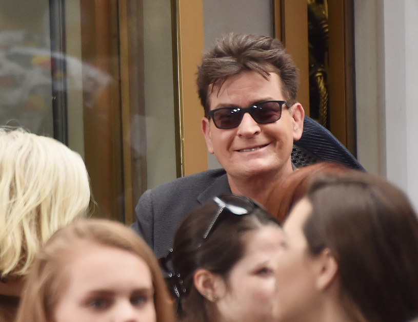 Charlie Sheen /Mike Coppola /Getty Images