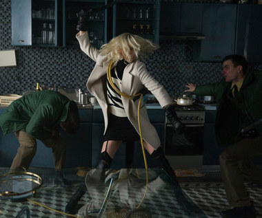 "Charlize Theron ćwiczy do ""Atomic Blonde 2"""