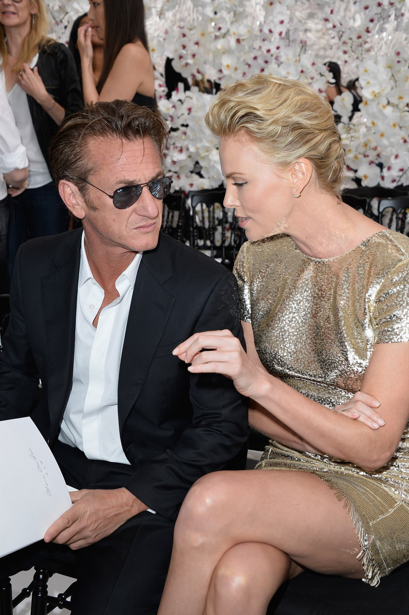 Charlize Theron i Sean Penn /Getty Images