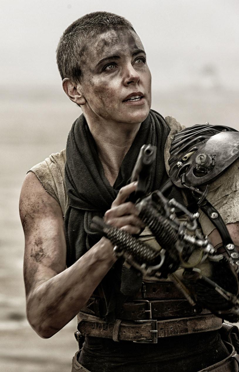 Charlize Theron jako Cesarzowa Furiosa /materiały prasowe
