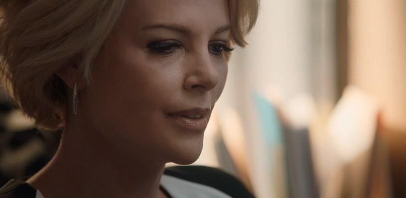 """Charlize Theron w filmie """"Gorący temat"""". Ma szansę na Oscara? /materiały prasowe"""