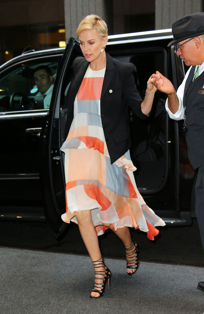 Charlize Theron /East News