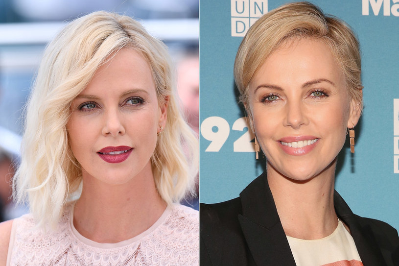 Charlize Theron /Getty Images