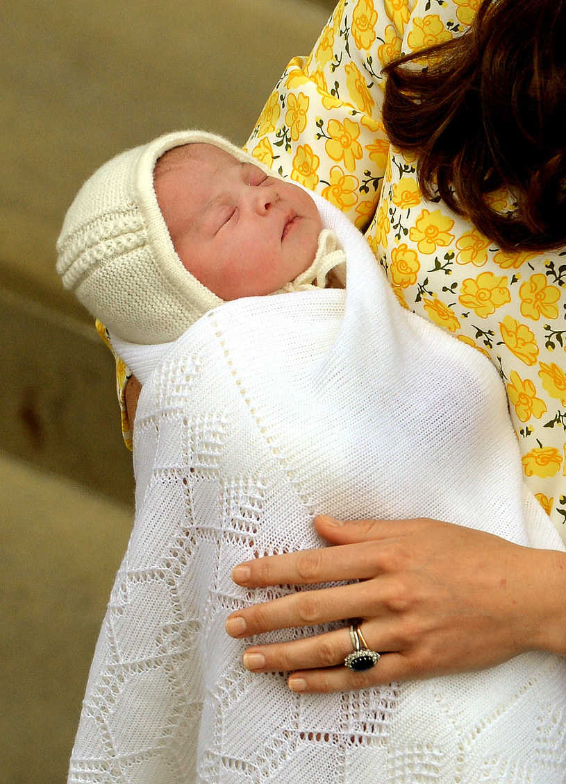Charlotte Elizabeth Diana /Pool /Getty Images