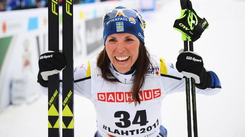 Charlotte Kalla /Eurosport